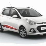 Grand i10 20th anniversary Special Edition front 180x180 Hyundai introduces Grand i10 20th Anniversary Special Edition, priced INR 5.68 L ex Delhi