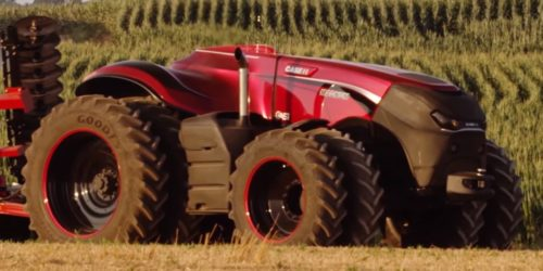 CNH International Autonomous Tractor Concept 1 500x250 VIDEO: Watch this autonomous tractor do its thing while being controlled through a tablet