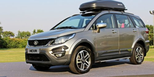 Tata Hexa Tuff Edition 20 500x250 Tata Hexa Tuff Image Gallery : Details and all you need to know