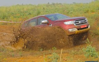 The Great Ford Endeavour Drive 2016 Delhi 10 320x200 Ford Endevour 3.2 AT Off Road Experience : Beastly Prowess