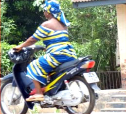 Ghana-Women-Motorcycle