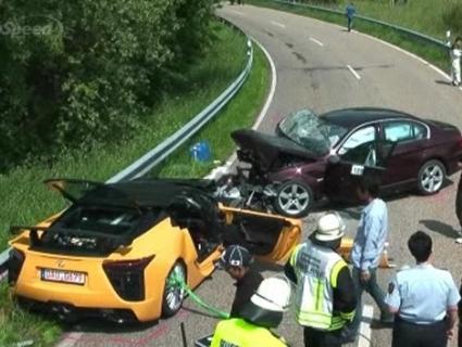 LFA-Crash