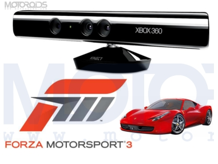 Microsoft-Kinect-and-Forza-Motorsport