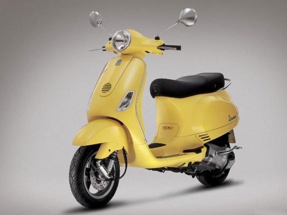 Vespa-LX125