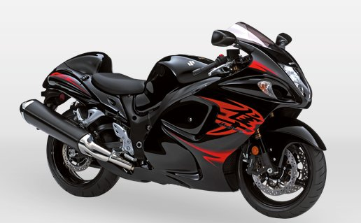 2011-Hayabusa-Black