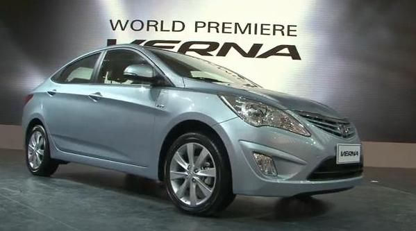 Video: New Hyundai Accent, coming to India 2011 end