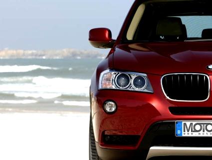 BMW-X3-Opener