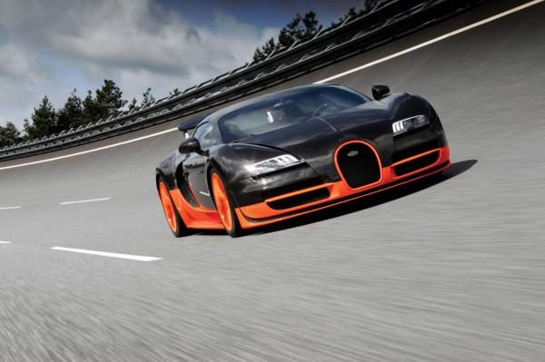 1200bhp Bugatti Veyron Super Sport