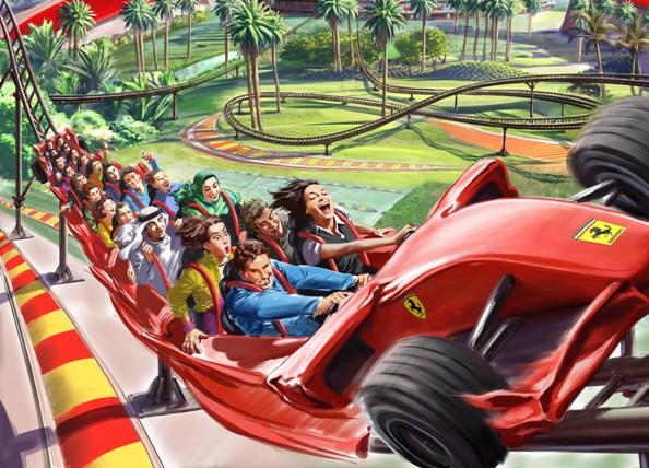 Ferrari-theme-park-Abu-Dhabi34