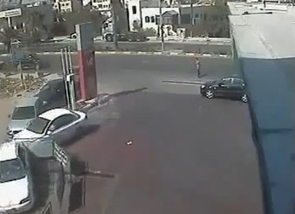 Hit-and-Run-escape