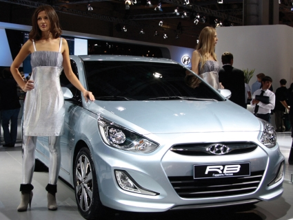 Scoop! 2012 Hyundai Accent / Verna; coming to India in 2011
