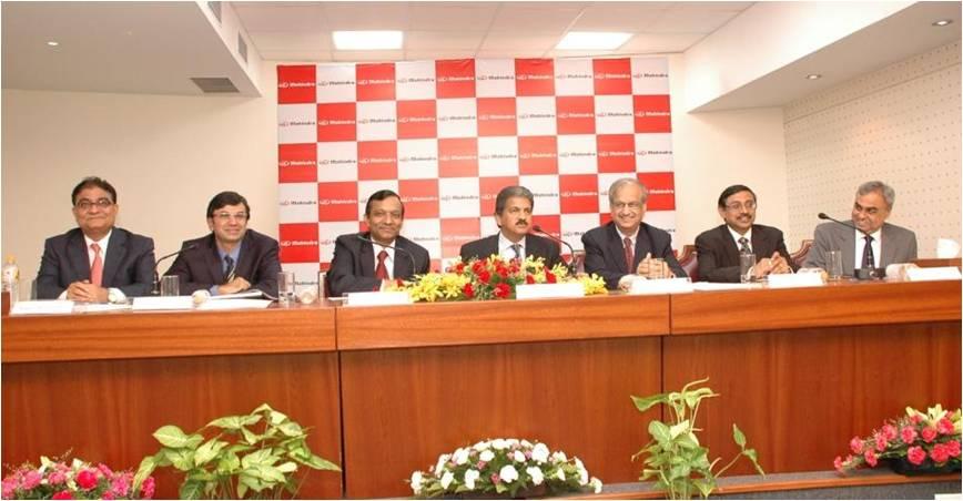 Mahindra-and-Mahindra-Board-of-Directors