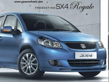 Maruti-Suzuki-SX-4-Royale