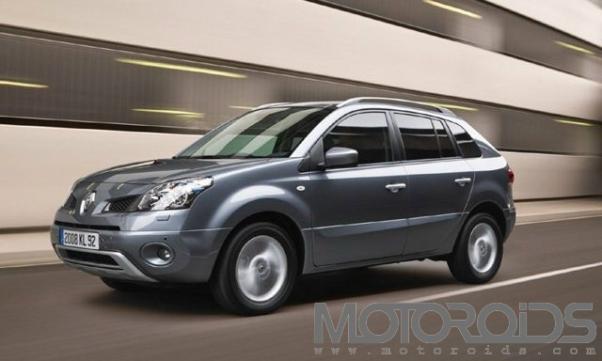 Renault-Koleos-action