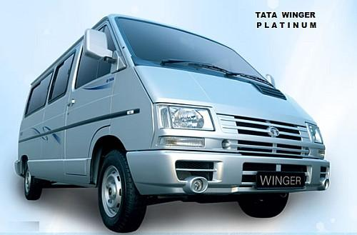 Tata Winger Platinum introduced