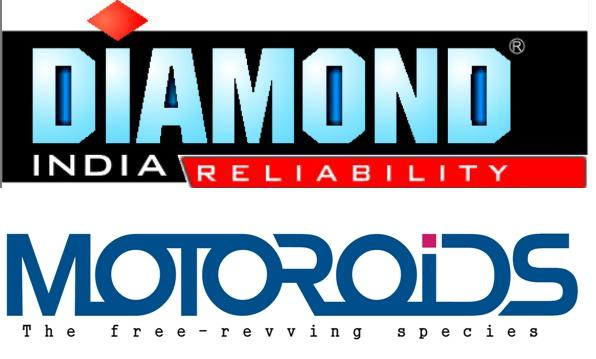 tidc india diamond chains joins hands with motoroids to