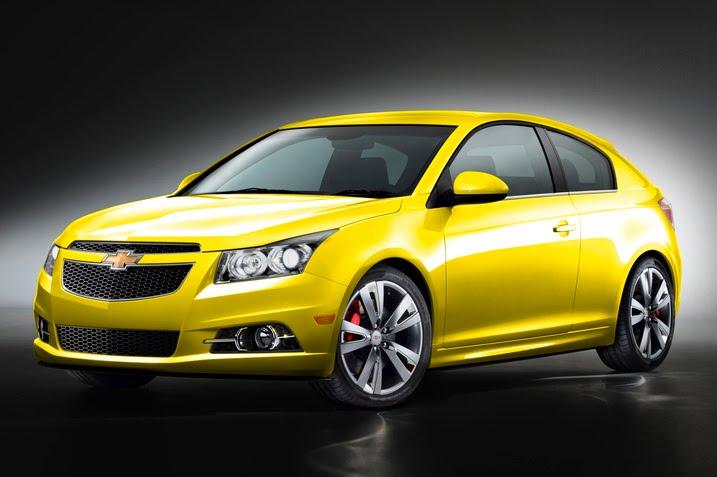 Chevrolet-Cruze-Hatchback-Three-Door-front-left-three-quarter