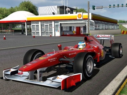 Ferrari-Driving-Simulator