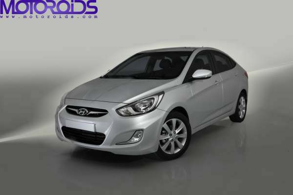 New Hyundai Accent / Verna (RB concept) first official production pics. Christened Solaris in Russia
