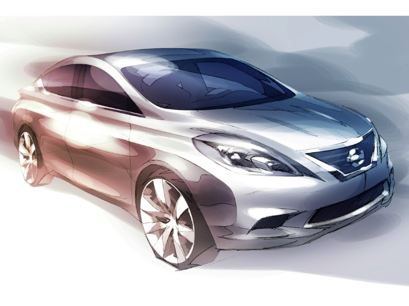 2012-Nissan-Global-Sedan-Sketch