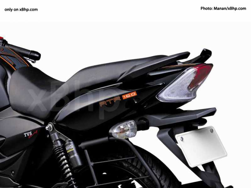 TVS Apache RTR 160 Hyper Edge – Launched in India | Motoroids