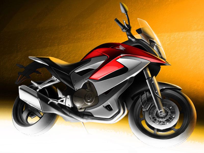Honda-VFR800X