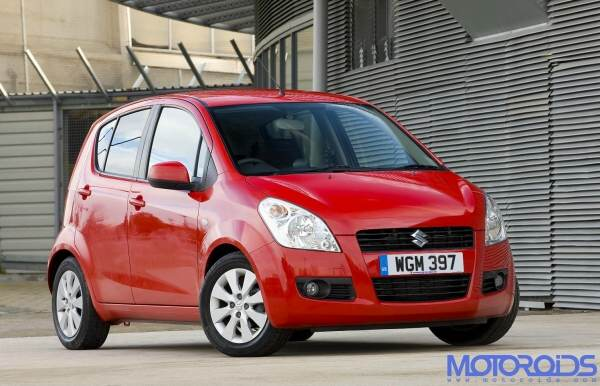 Maruti-Suzuki-Ritz-fastest-to-reach-100000-sales