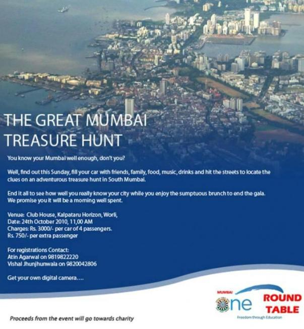Mumbai-treasure-hunt