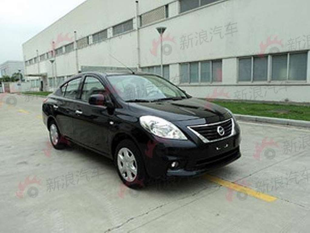 2011-Nissan-Micra-Sedan-front-three-quarter