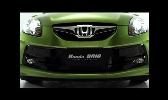 Honda-Brio-Video