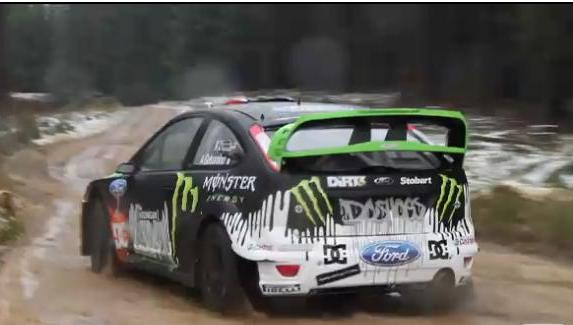 Ken-block-Ford-Focus-RS-crash