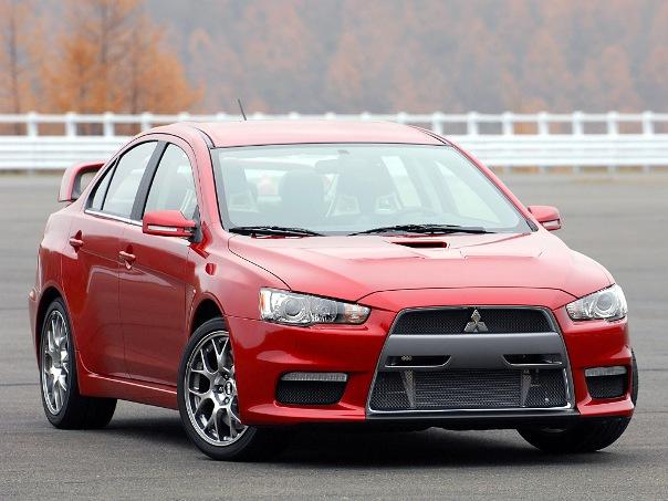 Mitsubishi-Evo-x