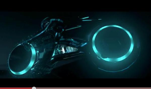 Tron-trailer