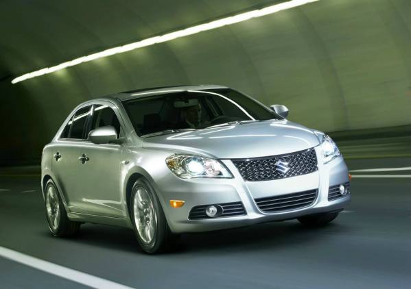 Maruti Suzuki Kizashi coming to India by March 2011