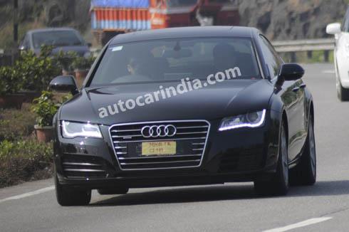 Spy-pic-Audi-A7-India