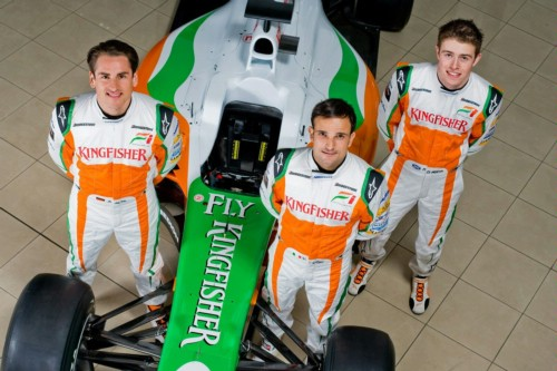 Dorce-India-drivers-team-2011
