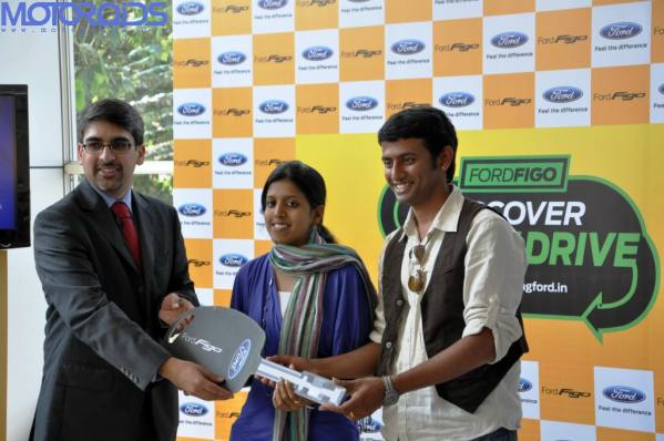 Ford-Disover-Smart-drive-flagged-off-in-Kerala