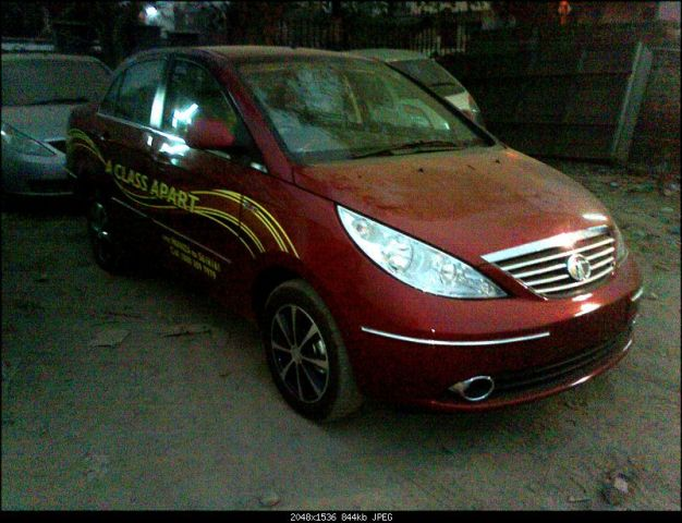 Manza Elan coming in Feb: pictures and details