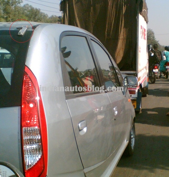 Upgraded-Tata-Nano
