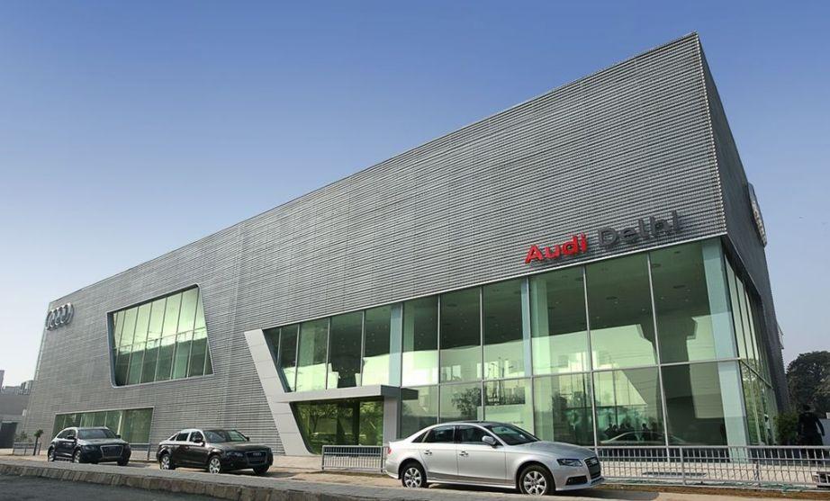 Audi-Showroom-Delhi