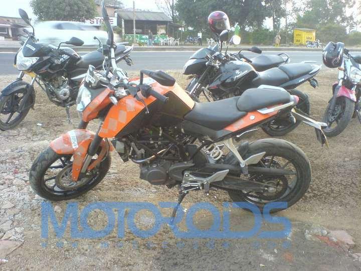 Bajaj-KTM-Duke-200