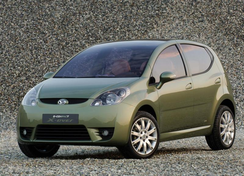 Daihatsu-Small-car