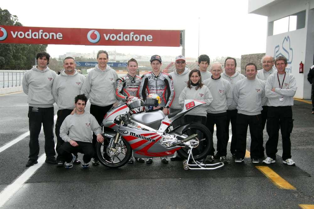 Mahindra-Racing-team