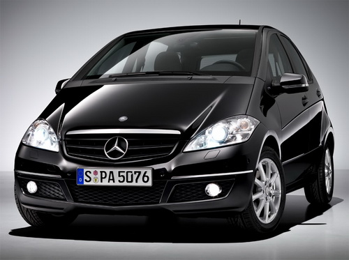 Mercedes-Benz-small-car-India