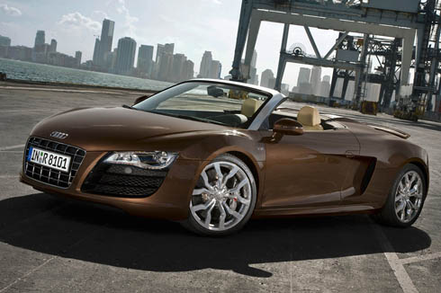 Audi-R8-V10-Spyder
