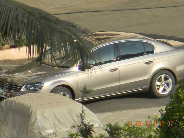 VW-Passat-spy-pictures