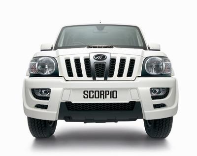 2009-mahindra-scorpio-white-front-view
