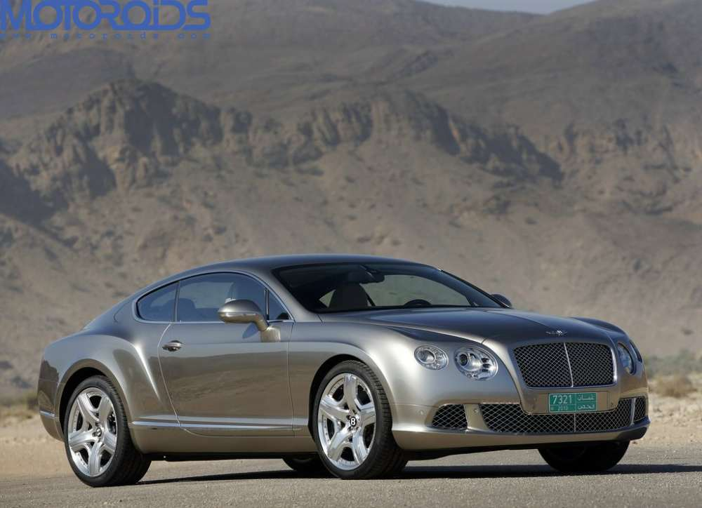 Bentley-Continental-GT-India