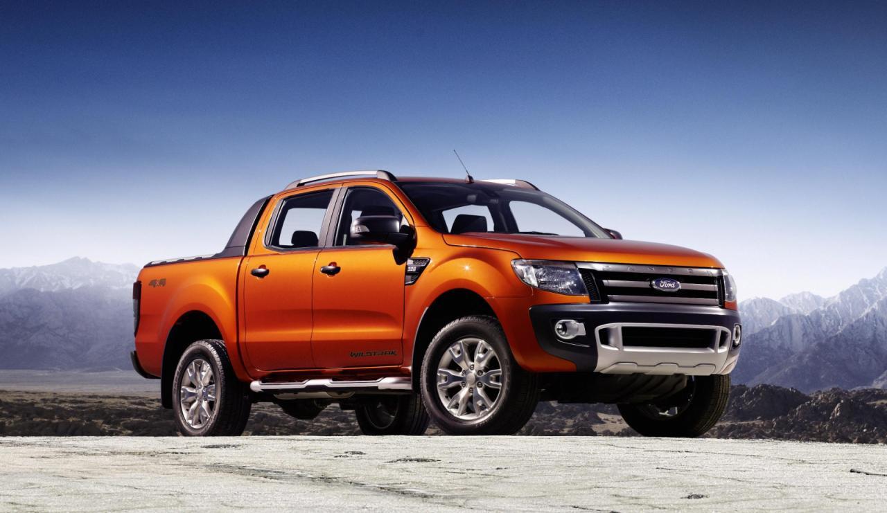 Ford-Ranger-Trcuk