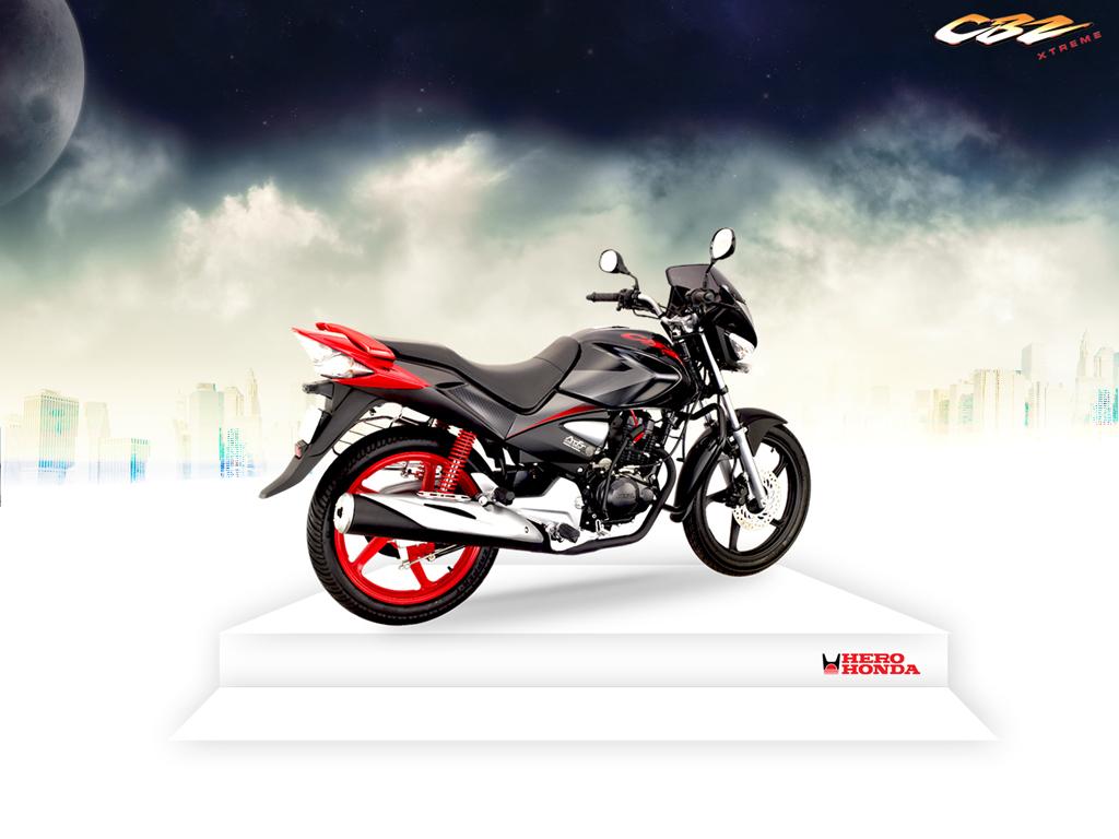 Hero-Honda-CBZ-Extreme